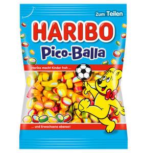HARIBO             Pico-Balla Fruchtgummi-Konfekt, 175g                 (5 Stück)