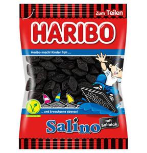 HARIBO             Salino Lakritz, 200g                 (5 Stück)