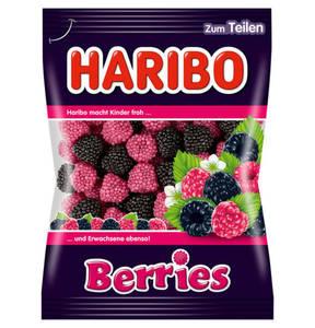 HARIBO             Berries Fruchtgelee, 200g                 (5 Stück)