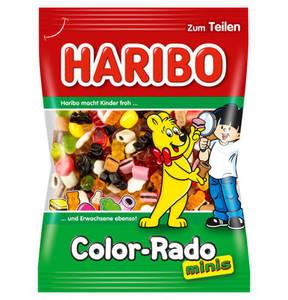 HARIBO             Mini Color-Rado Süßwarenmischung, 175g                 (5 Stück)
