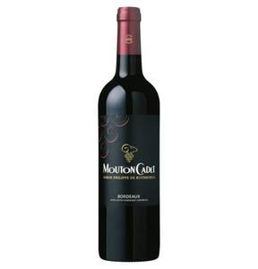 Baron Philippe de Rothschild Mouton Cadet Bordeaux AOC rot 2016, 0,75l