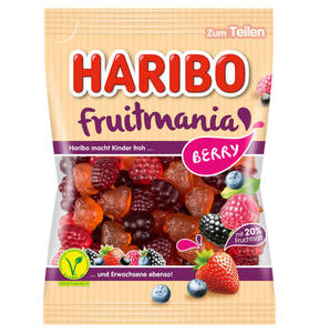 HARIBO             Fruitmania Berry 175g                 (5 Stück)