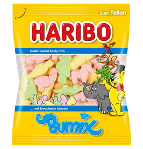 HARIBO             Bumix 200g                 (5 Stück)