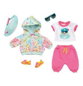 BABY born®             Play&Fun Deluxe Fahrrad Outfit