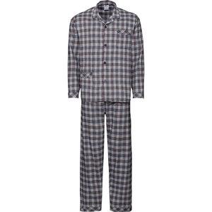 A.W. Dunmore Herren Flanell-Pyjama