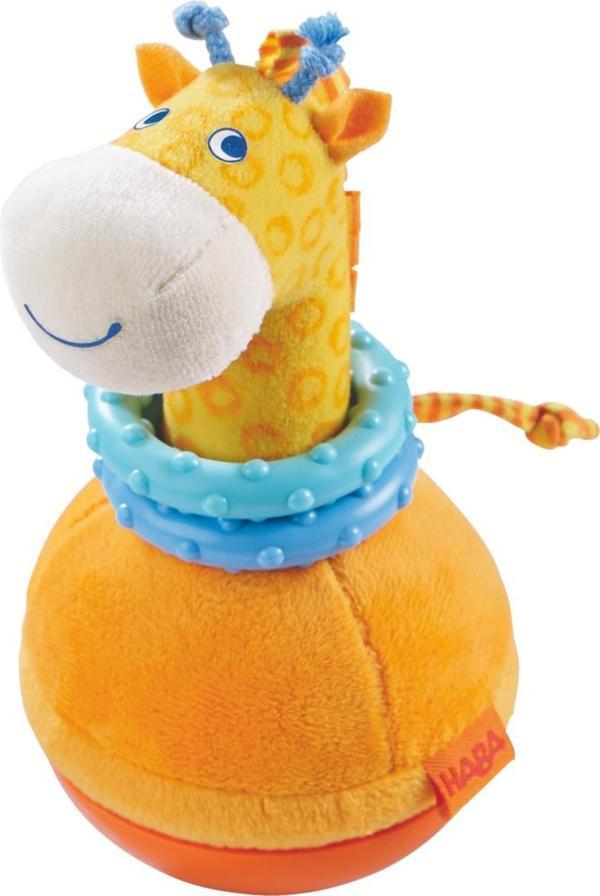 HABA 302571 Stehauffigur Giraffe