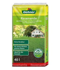 Dehner Rasenerde, 40 l