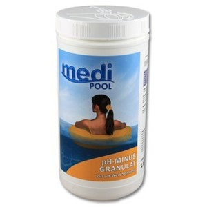 mediPOOL PH Minus Granulat 1,5 kg