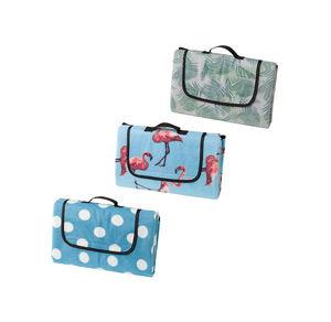 Home Picknickdecke mit wasserabweisender Rückseite, ca. 130x170cm