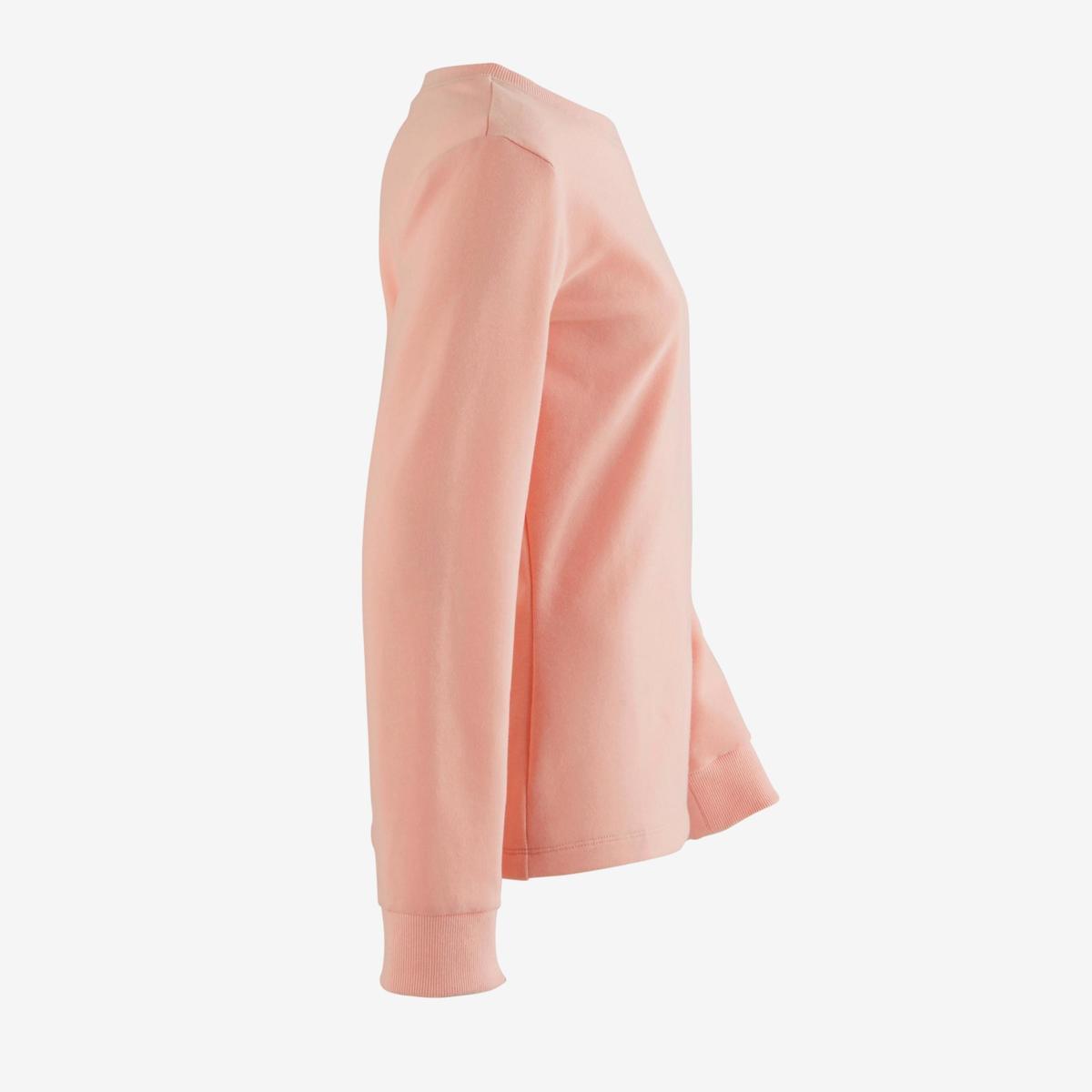 Bild 2 von Sweatshirt 100 Gym Mädchen rosa