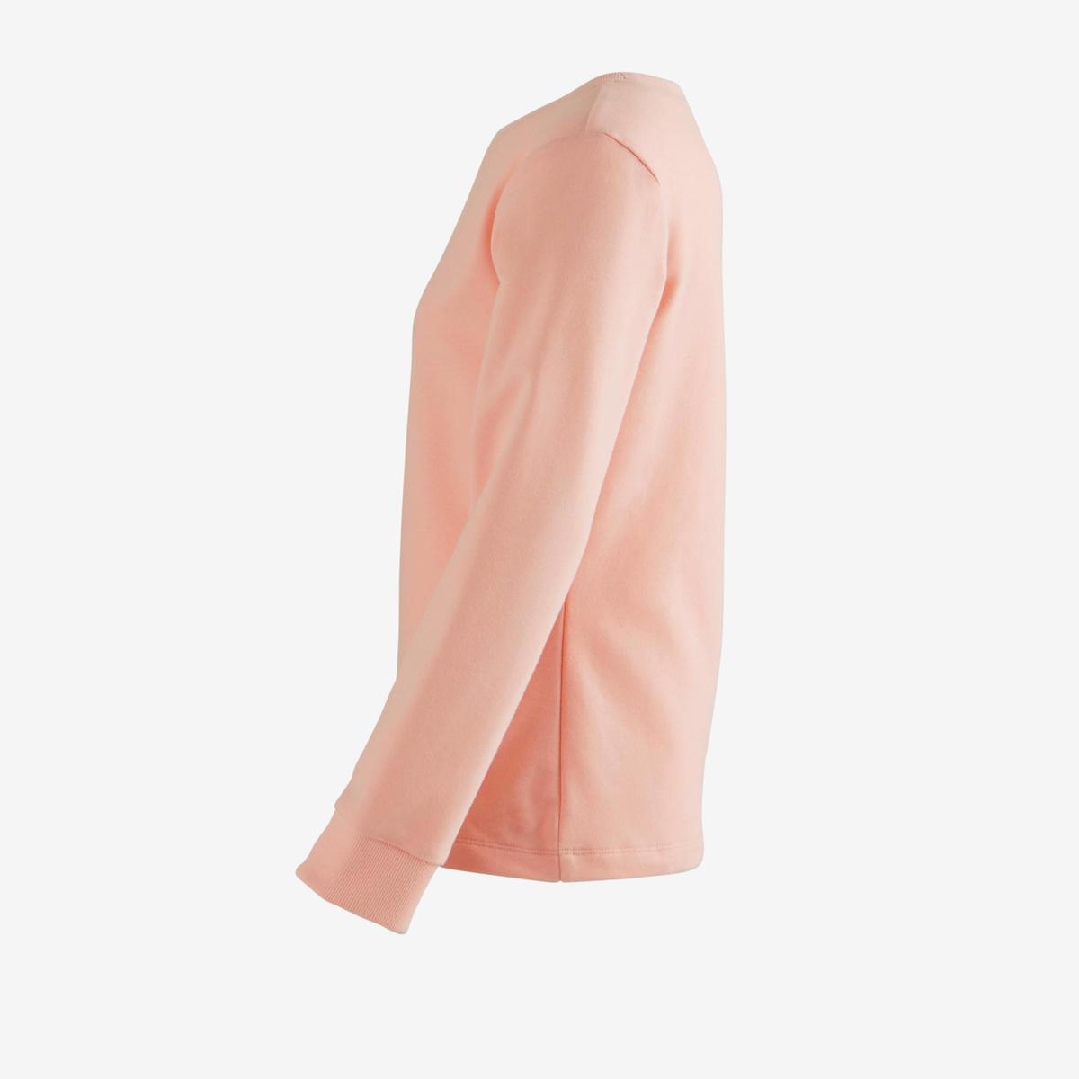 Bild 3 von Sweatshirt 100 Gym Mädchen rosa