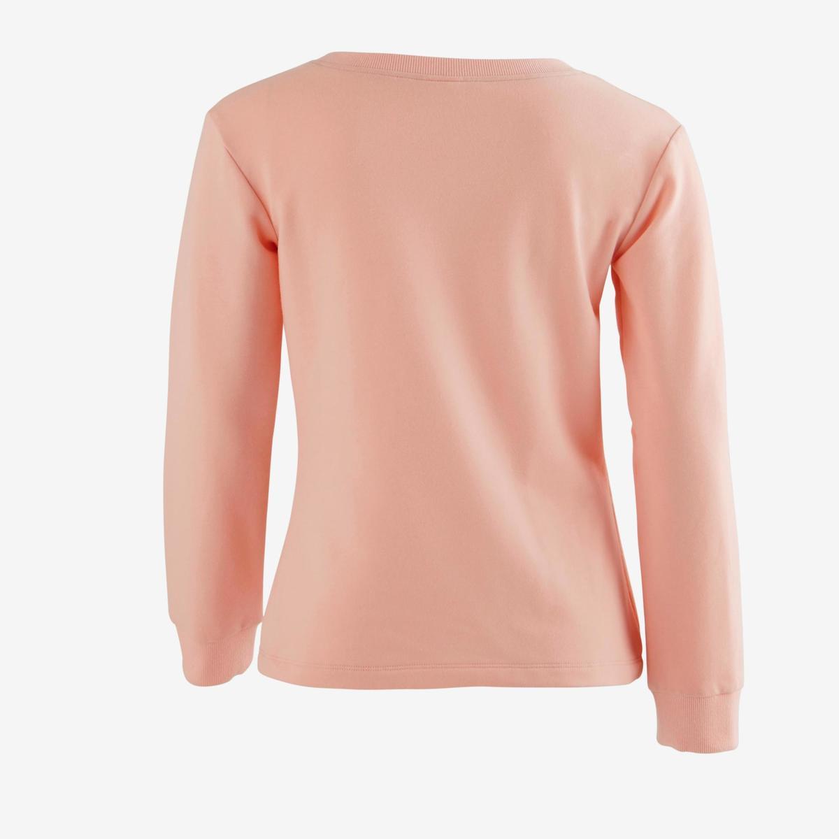 Bild 4 von Sweatshirt 100 Gym Mädchen rosa