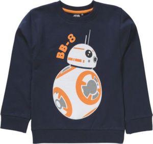Star Wars Sweatshirt BB-8 Gr. 92/98 Jungen Kleinkinder