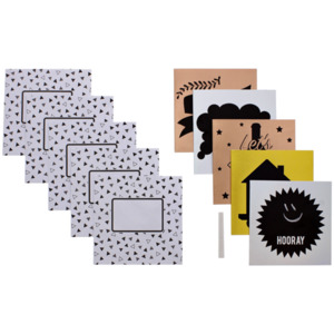 Kreidetafeln mit Kreide