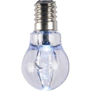 LED-Solar-Lichterkette Kaltweißen 10 LEDs