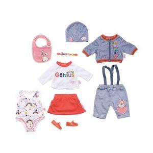 Zapf Creation  BABY BORN BABY born Puppen Outfit Kleines Genie