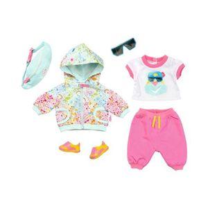 Zapf Creation  BABY BORN BABY born® Play&Fun Deluxe Fahrrad Outfit