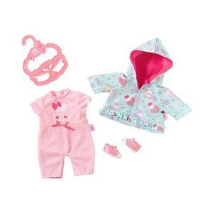 Zapf Creation  BABY ANNABELL MyFirst BA Spielplatz Outfit