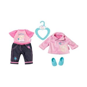 Zapf Creation  MY LITTLE BABY BORN Puppen Outfit Kita