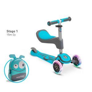 smarTrike   Scooter T1 blau