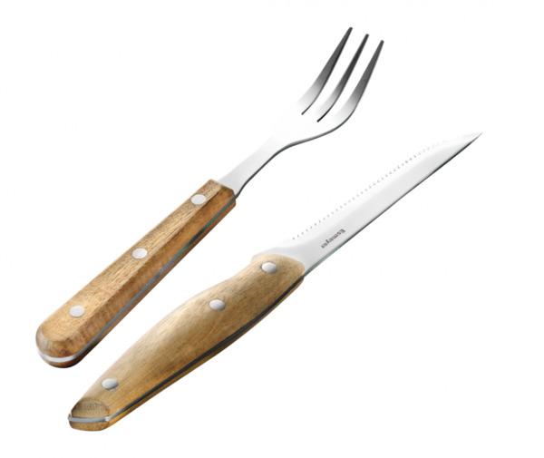 Esmeyer 4-teiliges Steakbesteck
