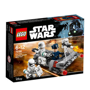 Lego First Order Transport Speeder Battle Pack