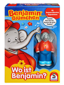Schmidt Spiele Benjamin Blümchen - Wo ist Benjamin