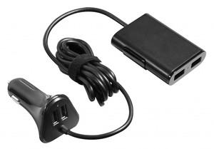 Pure Work Kfz-USB-Ladegerät