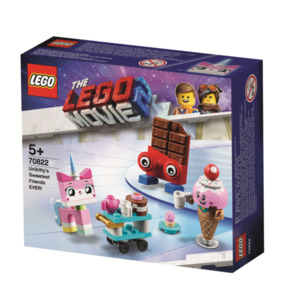 The Lego Movie 2 Einhorn Kitty
