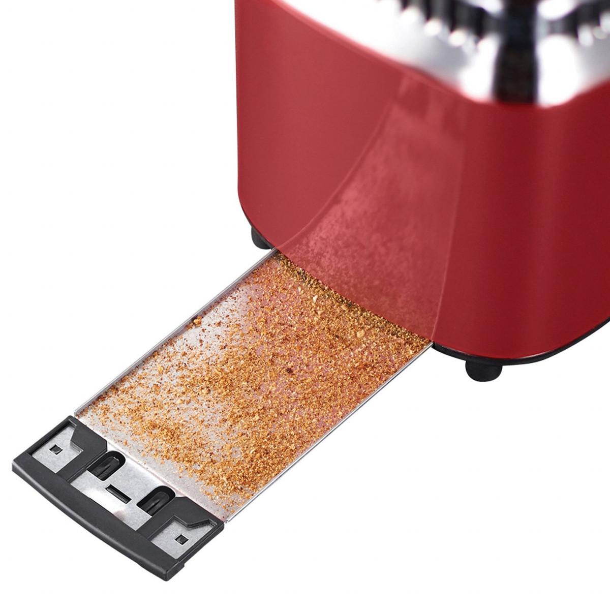 Bild 4 von Russell Hobbs Retro Ribbon Red Toaster