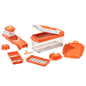 Genius Nicer Dicer Fusion, orange