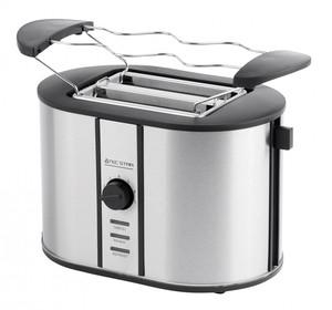 Tec Star Edelstahl-Toaster