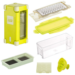 Genius Nicer Dicer Magic Cube Gourmet