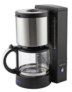 Tec Star Edelstahl-Kaffeemaschine