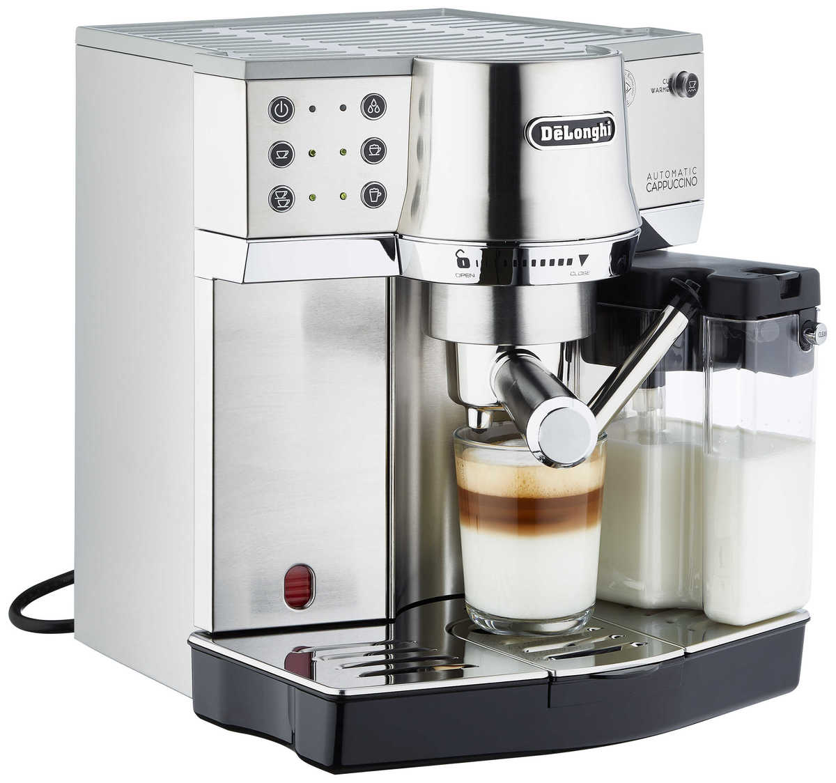 Bild 1 von DE'LONGHI  Cappuccino- und Espressomaschine »EC 860.M«