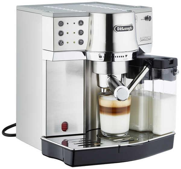 DE'LONGHI  Cappuccino- und Espressomaschine »EC 860.M«