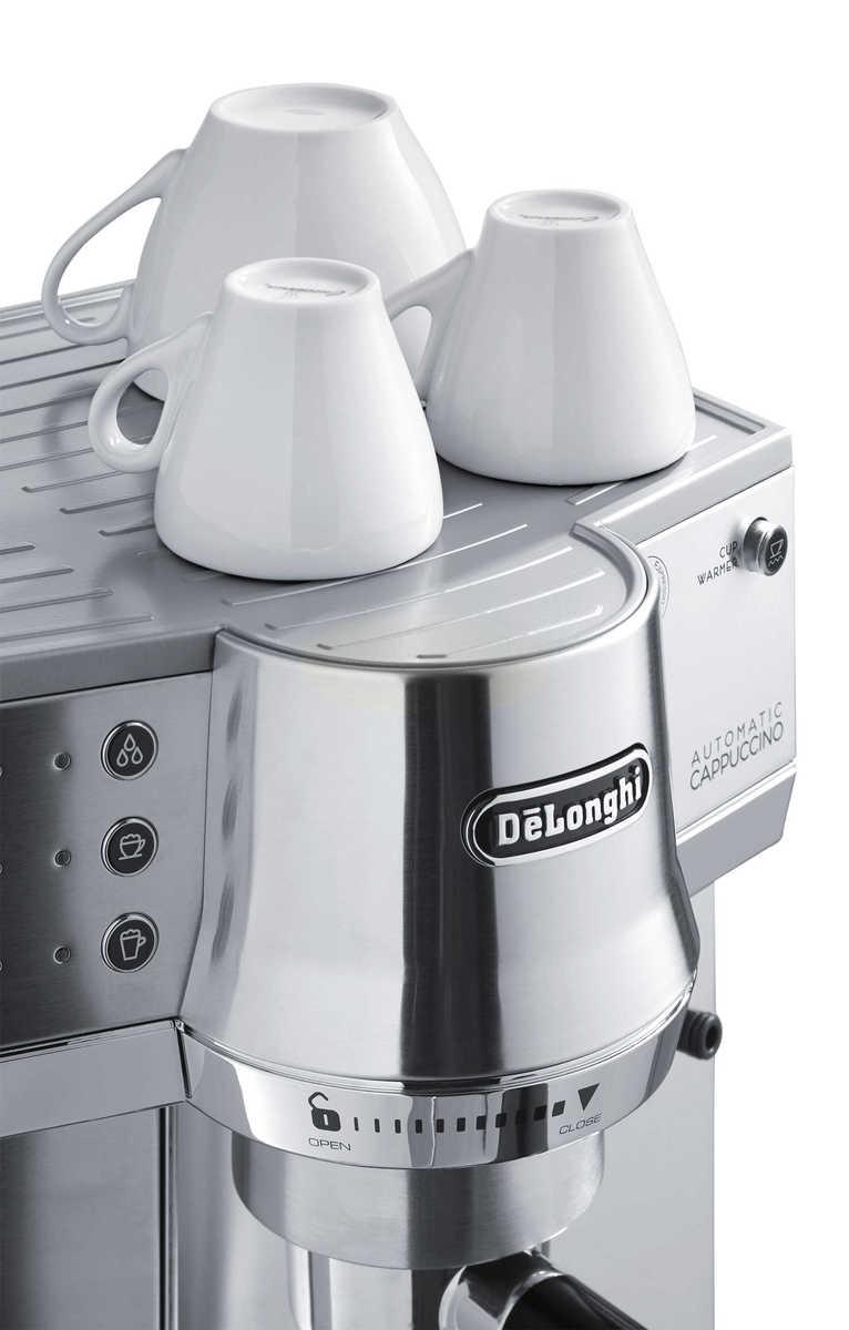 Bild 3 von DE'LONGHI  Cappuccino- und Espressomaschine »EC 860.M«