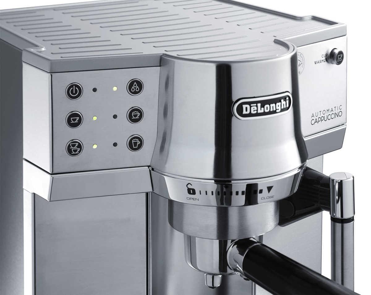 Bild 4 von DE'LONGHI  Cappuccino- und Espressomaschine »EC 860.M«