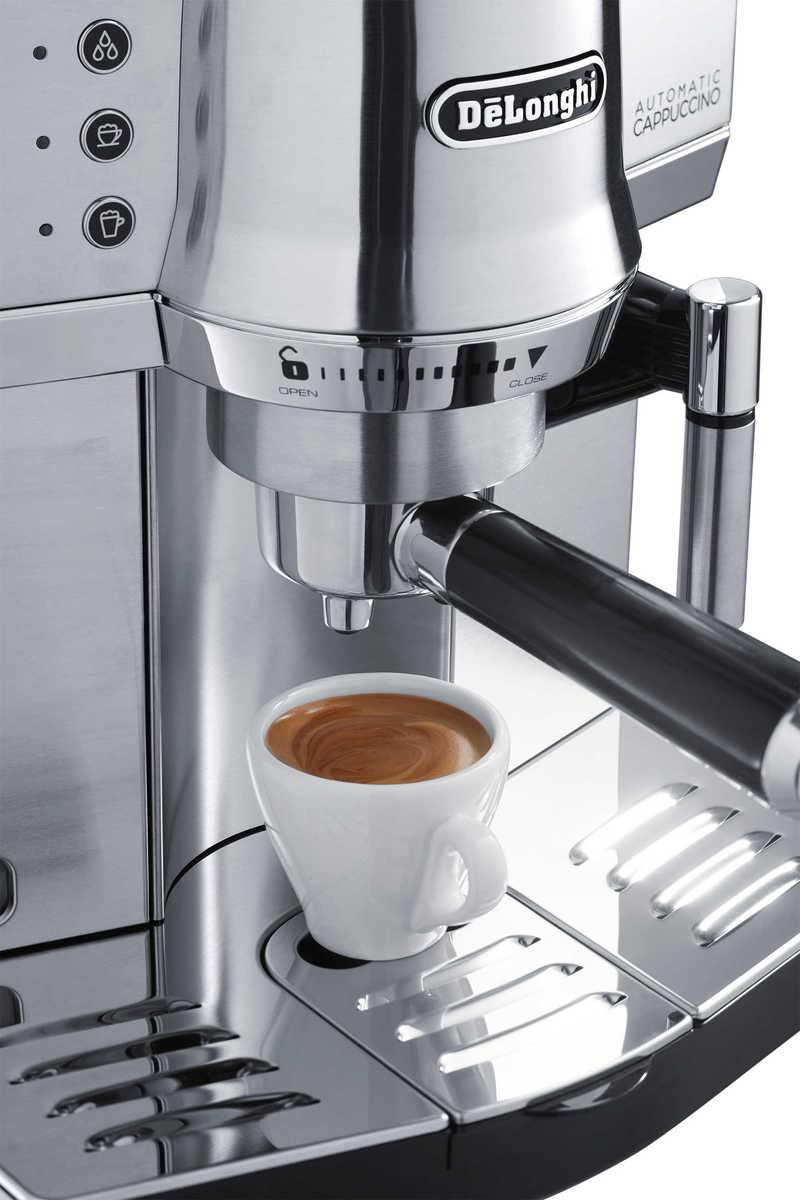 Bild 5 von DE'LONGHI  Cappuccino- und Espressomaschine »EC 860.M«