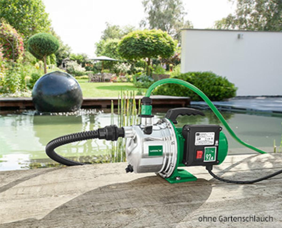 Bild 2 von GARDENLINE®  Gartenpumpe