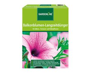 GARDENLINE®  Balkonblumen Langzeitdünger