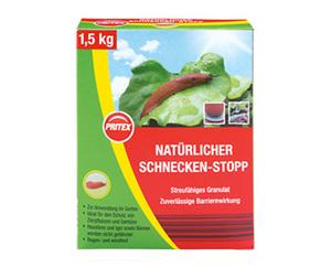 PRITEX Natürlicher Schnecken-Stopp
