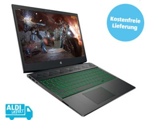 HP Pavilion Gaming Notebook 15-cx0555ng¹