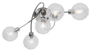Nino Leuchten - LED-Deckenleuchte 5-flg. Ryder