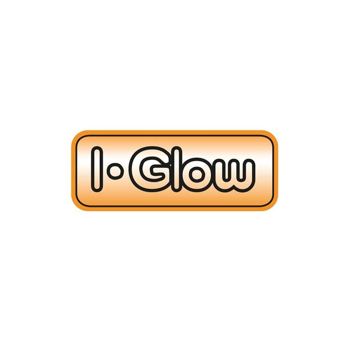 Bild 2 von I-Glow LED Solar Partybirnen 4er-Set - blau