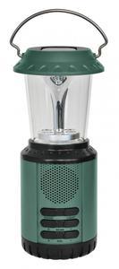Bresser® Solar-Dynamo LED Lampe und Ladegerät