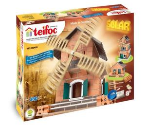 Teifoc Solar - Haus - Windmühle