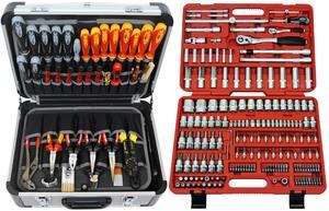 FAMEX 414-09 Werkzeugkoffer Komplettset