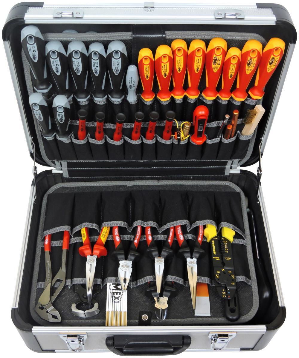 Bild 4 von FAMEX 414-09 Werkzeugkoffer Komplettset