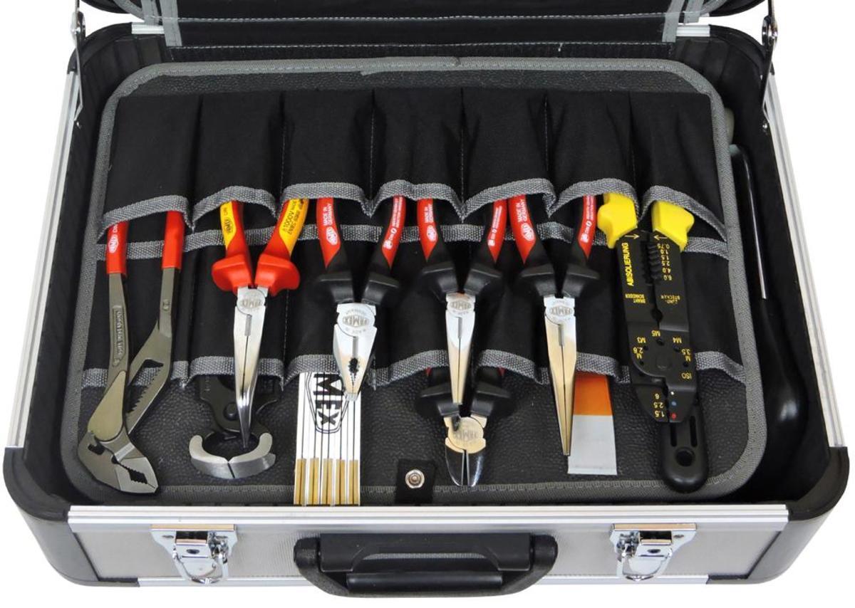 Bild 5 von FAMEX 414-09 Werkzeugkoffer Komplettset